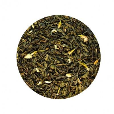 Зеленый чай с жасмином 100 г