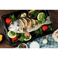 Приправа для рыбы лимонная Черноморская 100г