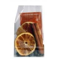Специи для глинтвейна 30 г с кольцом апельсина. распродажа!