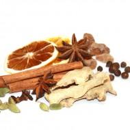 Специи для глинтвейна 100г со слайсами апельсина