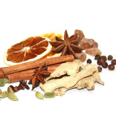 Специи для глинтвейна 100г со слайсами апельсина Акция 20%!